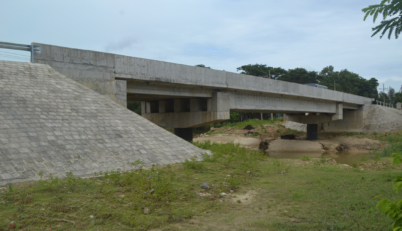 Construction of R.C.C Girder bridge & P.C. Girder bridge in Cox's Bazar – Teknaf Road, Bangladesh.