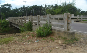 Teknaf-Cox's Bazar Road Bridge